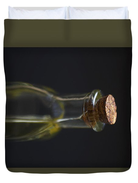 Bottle And Cork 1199 Duvet Cover