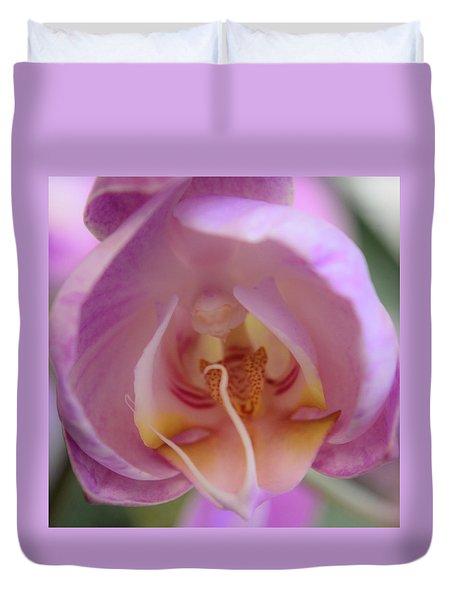 Boudoir Orchid Duvet Cover