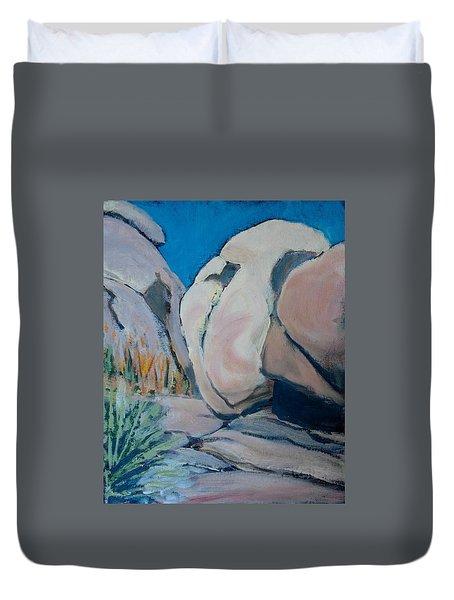 Boulder Duvet Cover