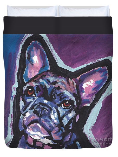 Bouledogue Baby Duvet Cover