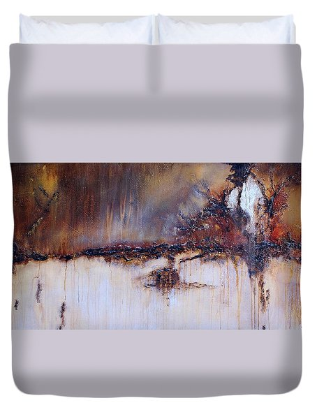 Boundary Waters Duvet Cover