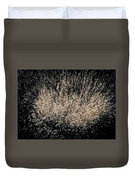 Boundless Joy Duvet Cover