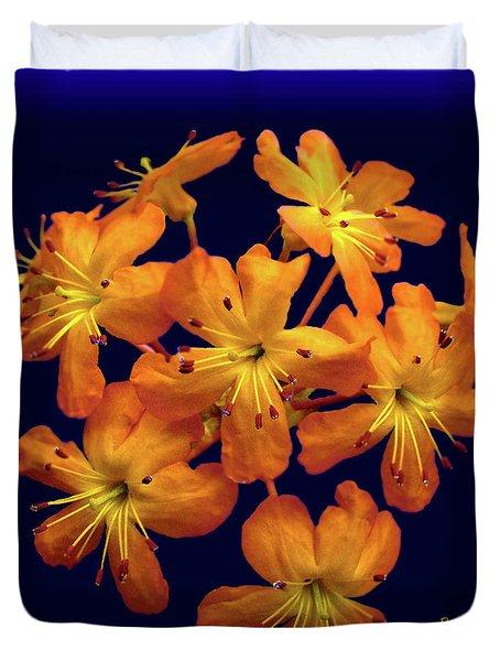 Bouquet In A Box Duvet Cover