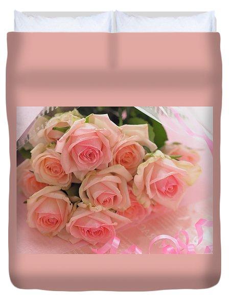 Bouquet Of Sweetness Duvet Cover
