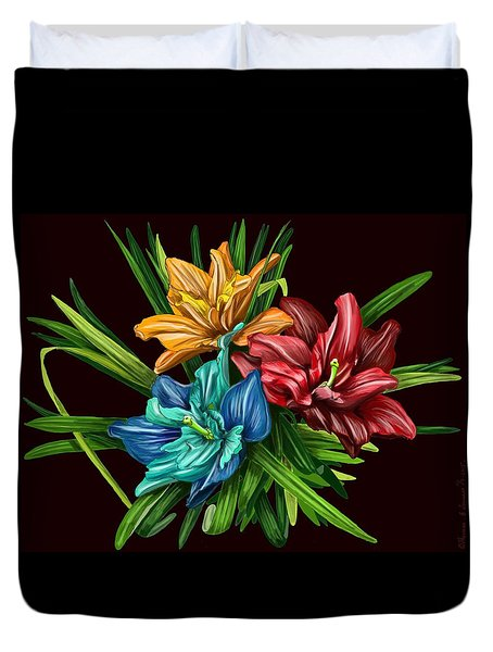 Bouquet#1 Duvet Cover