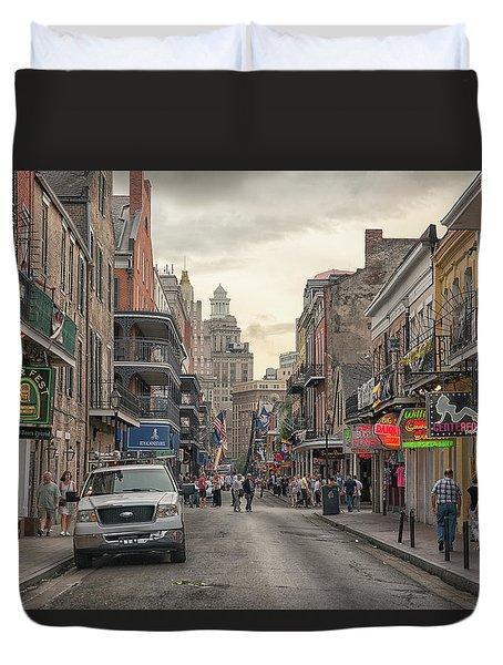 Bourbon Street Duvet Cover