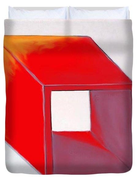 BOX Duvet Cover
