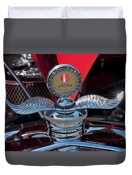 Boyce Moto-meter Duvet Cover