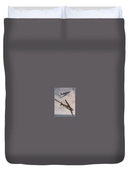 Boyington Christmas Duvet Cover