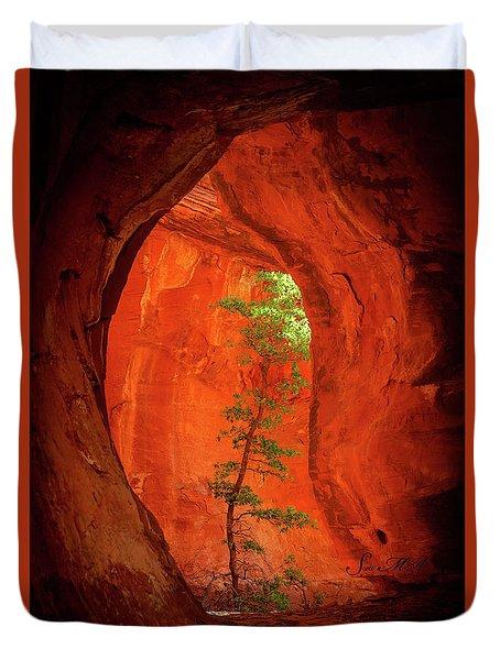 Boynton Canyon 04-343 Duvet Cover
