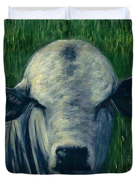 Brahma Bull  Duvet Cover