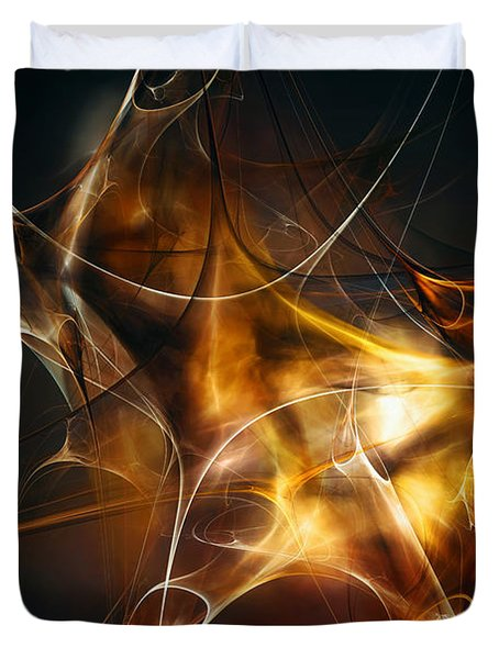 Brainstorm Duvet Cover