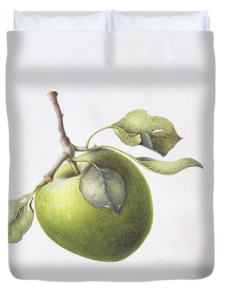 Bramley Apple Duvet Cover