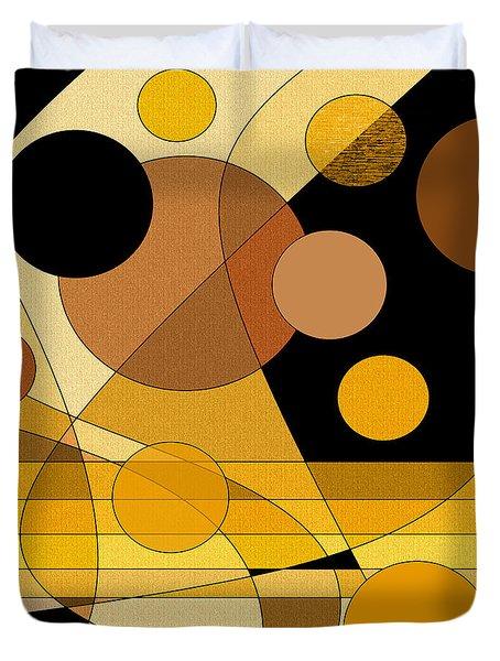 Brass Duvet Cover