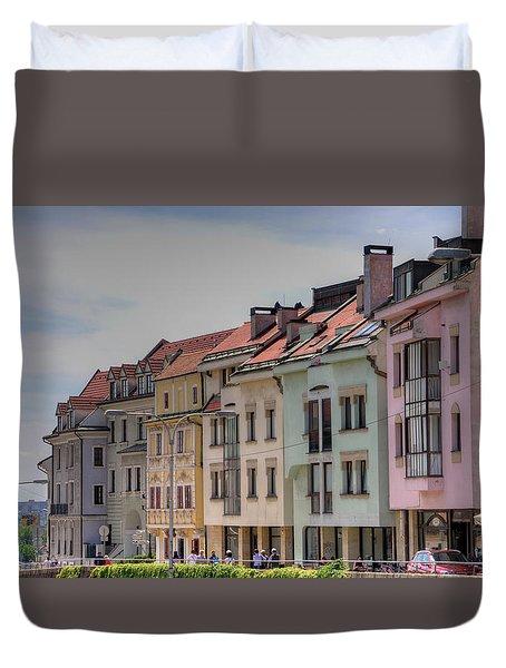 Bratislava Duvet Cover
