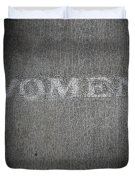 Brave One Duvet Cover