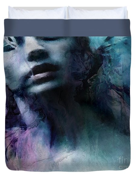 Break Free Duvet Cover by Tlynn Brentnall