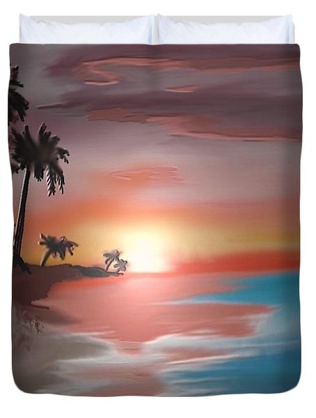 Breakers Duvet Cover