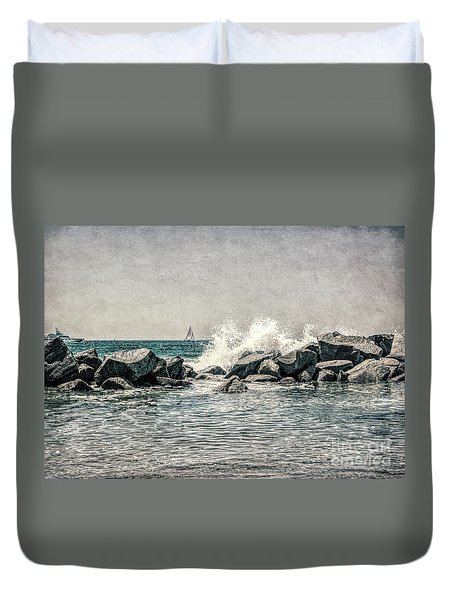 Breakwater Duvet Cover