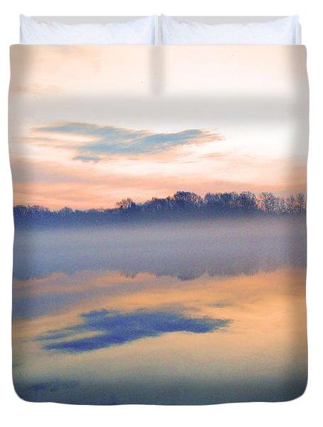 Breathless Duvet Cover