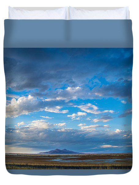 Breathtaking Nature Duvet Cover