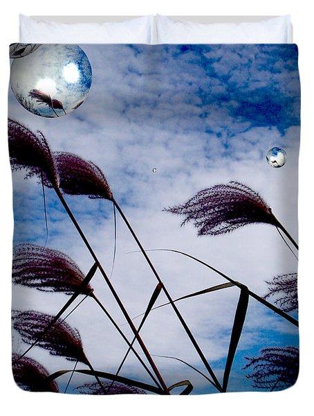 Breezy Duvet Cover by Robert Orinski