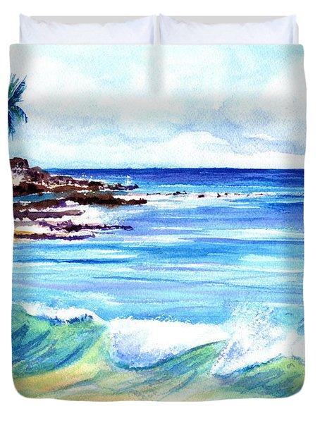 Brennecke's Beach Duvet Cover