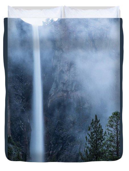 Bridalveil Falls Duvet Cover