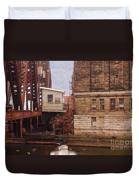 Bridge House Duvet Cover