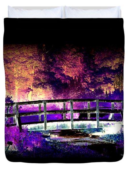 Bridge Of Dreams Duvet Cover