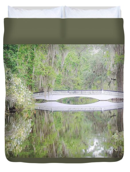 Bridge Over1 Duvet Cover