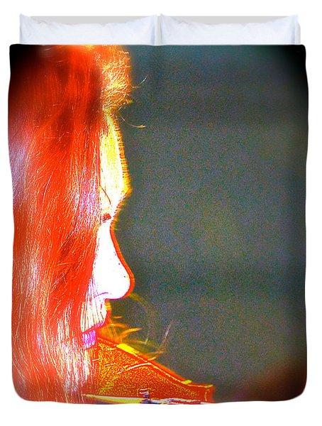 Bridget Law Duvet Cover