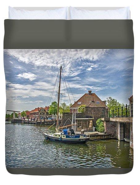 Brielle Harbour Duvet Cover