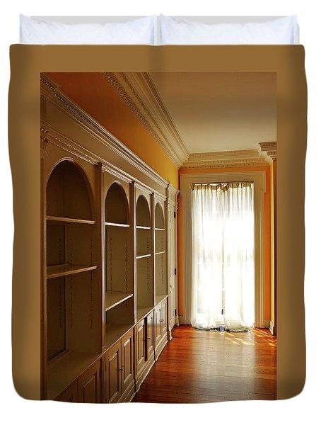 Bright Window Duvet Cover