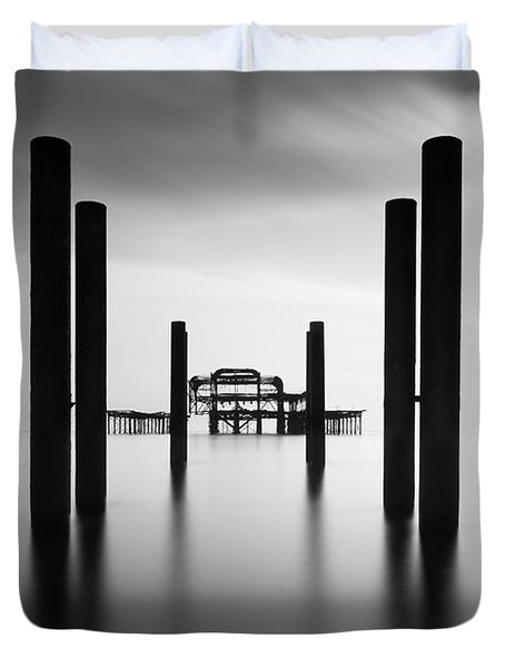 Brighton Pier, The Duvet Cover