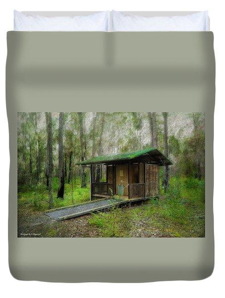 Brimbin Nature Reserve 01 Duvet Cover
