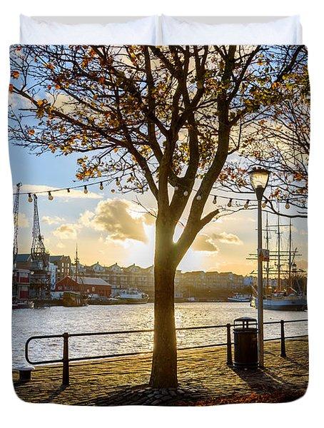 Bristol Harbour Duvet Cover