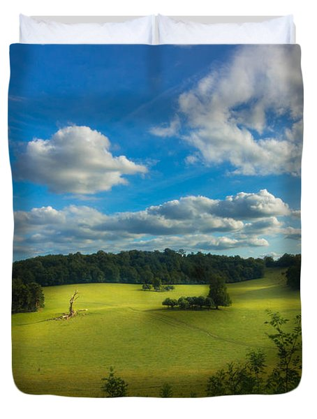 British Countryside Duvet Cover