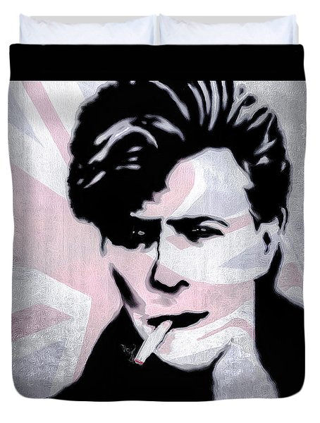 British Rock Duvet Cover