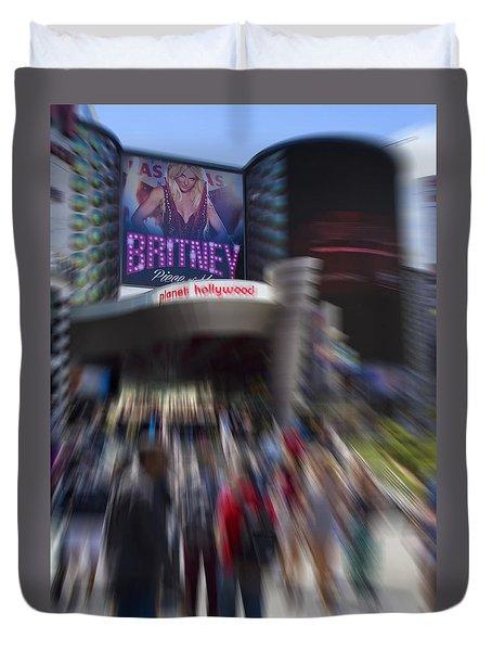Britney Duvet Cover