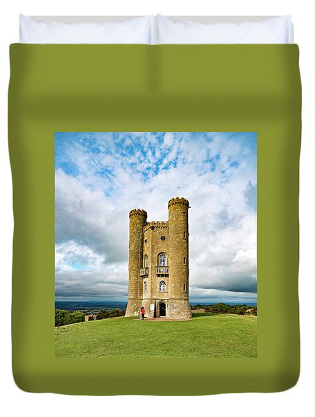 Broadway Tower Duvet Cover