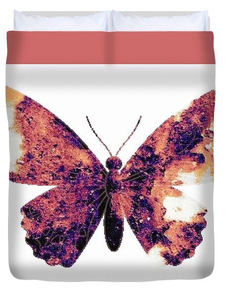 Broken Wings Duvet Cover