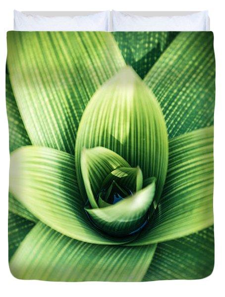 Bromelia Duvet Cover
