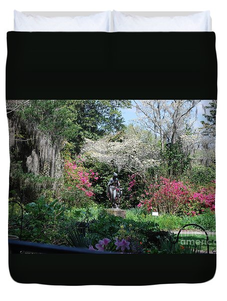 Brookgreen Gardens 2 Duvet Cover