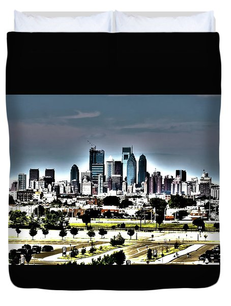 Brotherly Love Duvet Cover