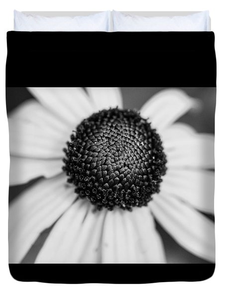 Brown Eyed Susan Duvet Cover