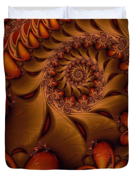 Brownian Duvet Cover