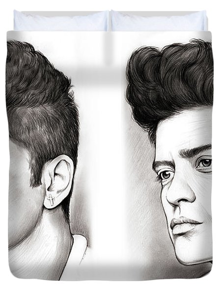 Bruno Double Duvet Cover