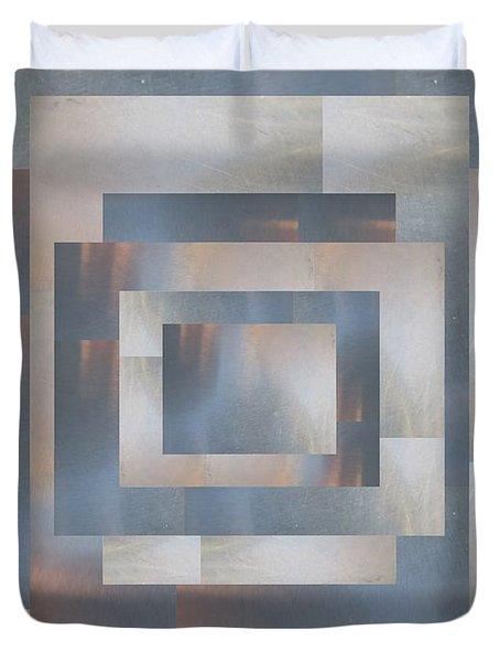 Brushed 23 Duvet Cover by Tim Allen