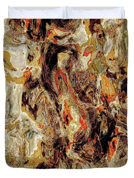 Brutal Explorer Duvet Cover